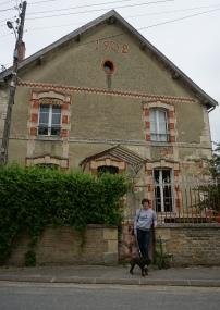 Maison Vide à Crugny - Batisse de famille datant de 1902