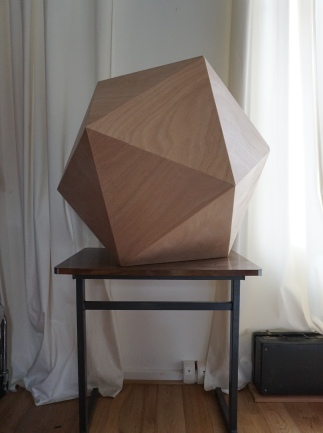Détail d'une installation Anne-Sophie Velly