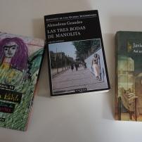 Les livres de Catherine