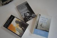 Les livres de Chema