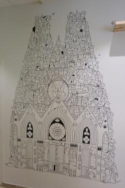 La Chatédrale de Simon Vergnol
