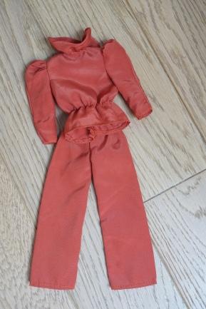 Passion mode, tailleur Barbie des années 80