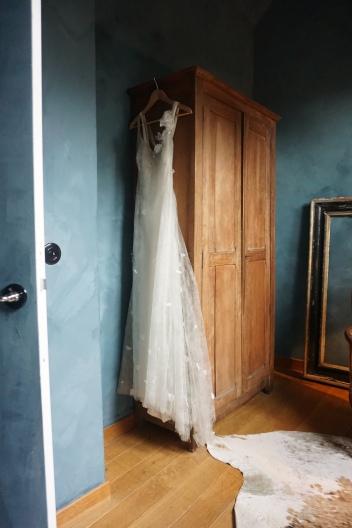 Robe de mariée en papier Etienne Brunel : http://etiennebrunel.fr/